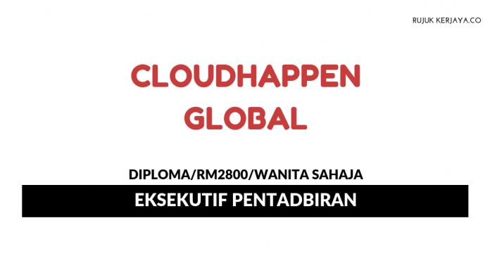 Cloudhappen Global ~ Eksekutif Pentadbiran