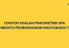 Contoh Soalan Psikometrik Pembantu Pembangunan Masyarakat S19