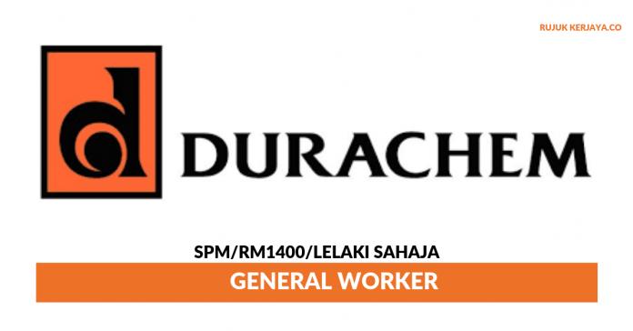 Durachem ~ General Worker