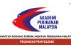 Jabatan Perikanan Malaysia ~ Pegawai Penyelidik
