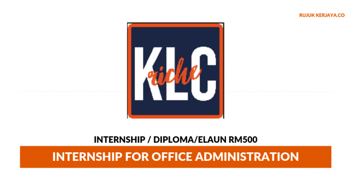 KLC Riche Resources ~ Internship for Office Administration