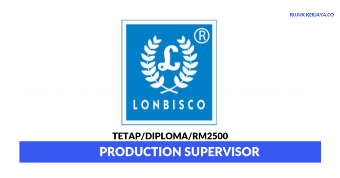 London Biscuits Berhad ~ Production Supervisor