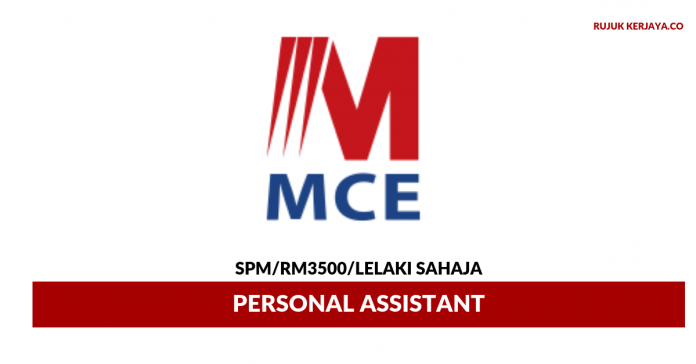 MCE Marketing ~ Personal Assistant