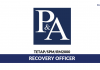 P & A Smart Solution ~ Recovery Officer