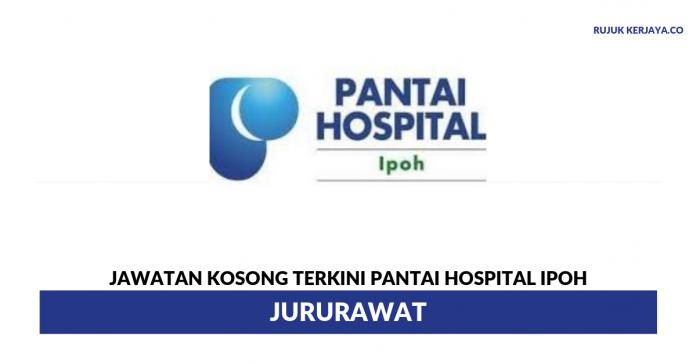 Pantai Hospital Ipoh ~ Jururawat