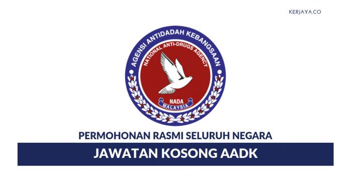 Jawatan Kosong Terkini AADK