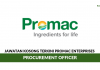 Promac Enterprises ~ Procurement Officer