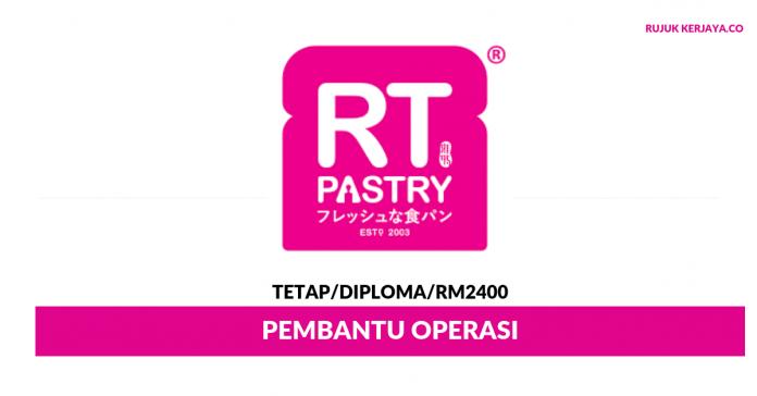 RT Pastry House ~ Pembantu Operasi