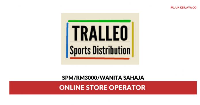 Tralleo ~ Online Store Operator