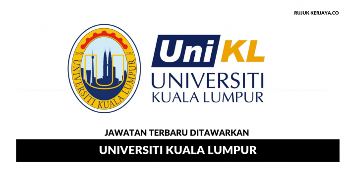 Universiti Kuala Lumpur ~ Pelbagai Kekosongan Jawatan