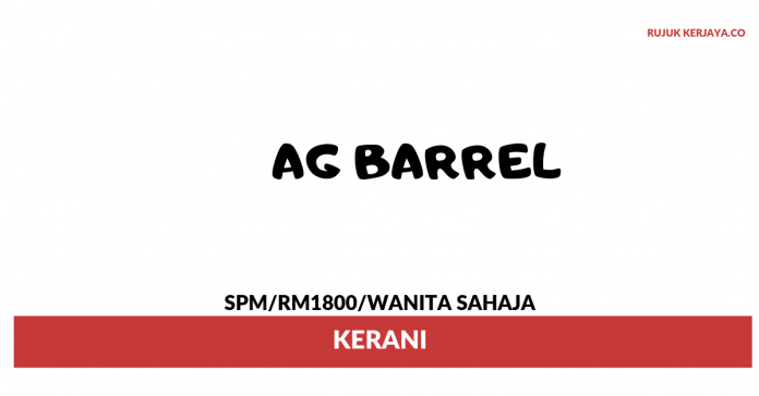 AG Barrel ~ Kerani