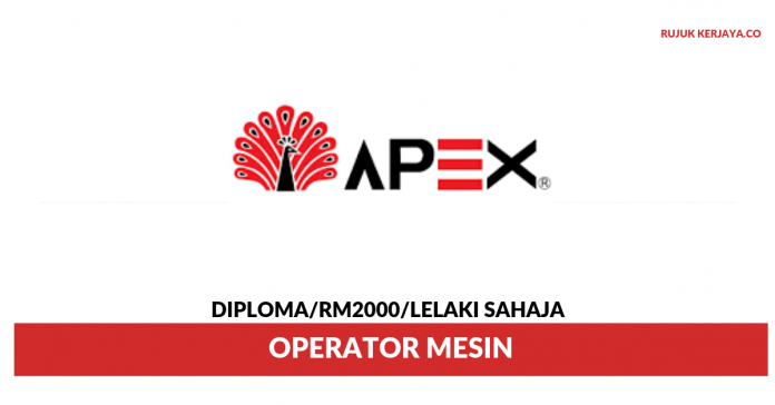 Apex Office Furniture ~ Operator Mesin