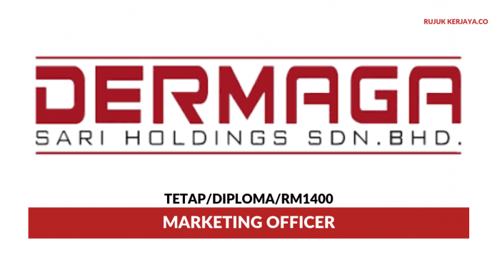Dermaga Sari Holding ~ Marketing Officer