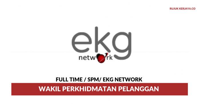 EKG Network ~ Wakil Perkhidmatan Pelanggan