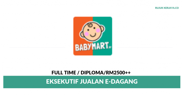 Super Store Marketing ~ Eksekutif Jualan E-Dagang