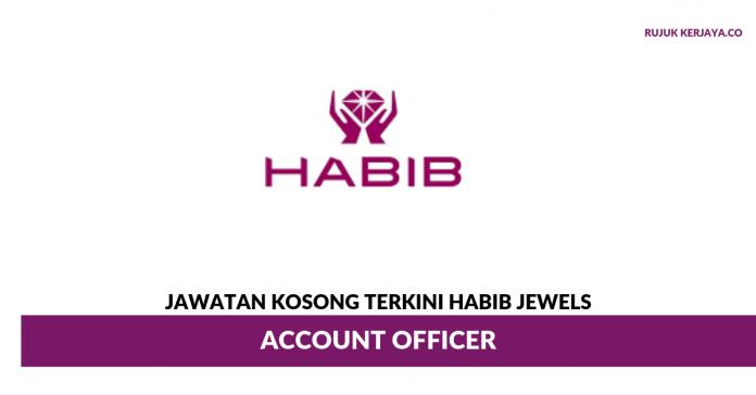 Habib Jewels ~ Account Officer