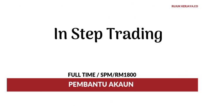 In Step Trading ~ Pembantu Akaun