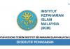 Institut Kefahaman Islam Malaysia (IKIM) ~ Eksekutif Pemasaran
