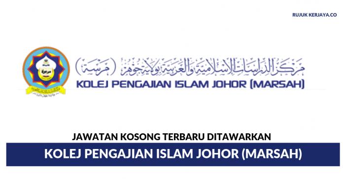 Kolej Pengajian Islam Johor (MARSAH)