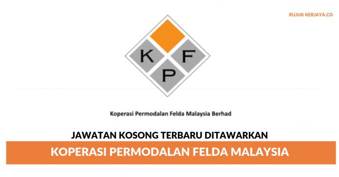 """Jawatan Kosong Terkini Koperasi Permodalan FELDA Malaysia Berhad. Berikut merupakan maklumat iklan kerja kosong yang ditawarkan oleh majikan terlibat. Maklumat kekosongan ini adalah seperti yang diiklankan. Portal Kerjaya Jawatan Kosong Terkini hanya menyiarkan untuk memudahkan permohonan anda. Untuk memohon sila ikut langkah seperti di bawah. Calon berkelayakan dan memenuhi syarat-syarat yang ditetapkan untuk memohon mengisi kekosongan kerja yang diiklankan seperti di bawah: Nama Majikan:Koperasi Permodalan FELDA Malaysia Berhad Lokasi Kekosongan: Negeri Sembilan , Pahang Tarikh Tutup Permohonan: 11 Januari 2019 Maklumat Jawatan Kosong: Sekiranya anda, seorang Warganegara Malaysia yang cukup syarat kelayakan dan berumur tidak kurang daripada 18 tahun pada tarikh tutup iklan jawatan adalah dipelawa untuk memohon bagi mengisi kekosongan jawatan tetap atau kontrak yang diiklankan. Jawatan kosong terkini yang diiklankan adalah seperti berikut: 1. AR-RAHN Untuk memohon, pastikan anda ikuti langkah memohon kerja kosong terkini yang telah ditetapkan majikan seperti di bawah. Keperluan & Kelayakan Memohon: Sekiranya anda, calon yang berkelayakan dengan Ijazah, Diploma, Sijil Tinggi Persekolahan (SPM, STPM, """"A"""" Level, Pre-U) atau Kelayakan Professional yang diiktiraf adalah di pelawa untuk memohon mengisi kekosongan jawatan di atas. (Sila rujuk iklan dan syarat kelayakan di bawah terlebih dahulu) Selain itu calon juga perlulah mempunyai ciri-ciri berikut: Berperwatakan menarik Berpengetahuan Mempunyai ciri kepimpinan dan lain-lain (rujuk kelayakan permohonan di bawah) Kelebihan: Gaji dengan pelbagai imbuhan menarik Cuti Tahunan Cuti Sakit dan lain-lain (rujuk iklan permohonan kerja kosong di bawah) Bagaimana Memohon: Permohonan kerja kosong baru di atas boleh dilakukan secara online. Sila ikut arahan seperti di bawah. Klik pautan"""