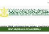Majlis Ugama Islam Dan Adat Resam Melayu Pahang ~ Pentadbiran & Pengurusan