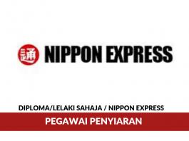 Nippon Express ~ Pegawai Penyiaran