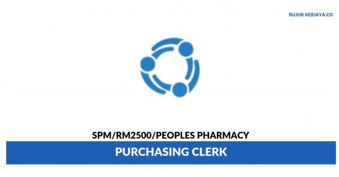 Peoples Pharmacy ~ Purchasing Clerk