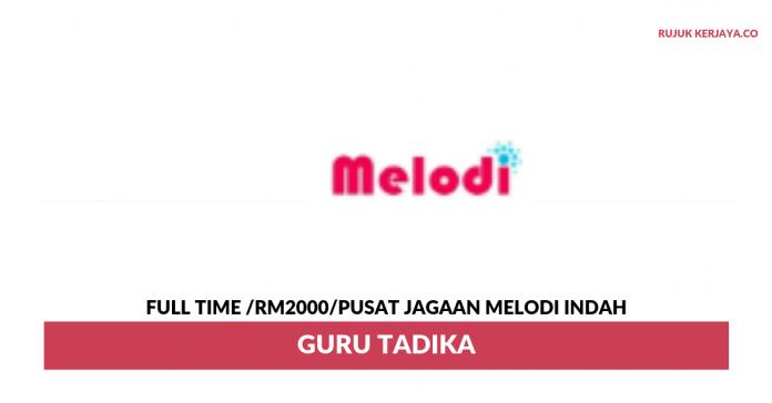 Pusat Jagaan Melodi Indah ~ Guru Tadika
