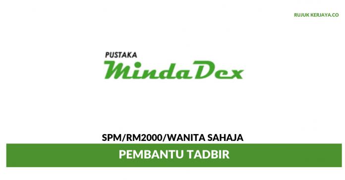 Pustaka MindaDex ~ Pembantu Tadbir