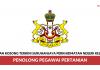 Suruhanjaya Perkhidmatan Negeri Kelantan ~ Penolong Pegawai Pertanian