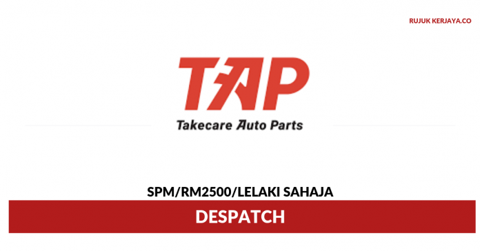 Takecare Auto Parts Supplies ~ Despatch