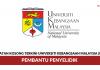 Universiti Kebangsaan Malaysia (UKM) ~ Pembantu Penyelidik