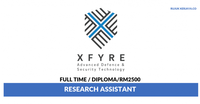 Xfyre ~ Research Assistant