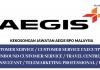 Aegis BPO Malaysia ~ Customer Service / Customer Service Executive / Travel Centre Professional /Telemarketing Executive