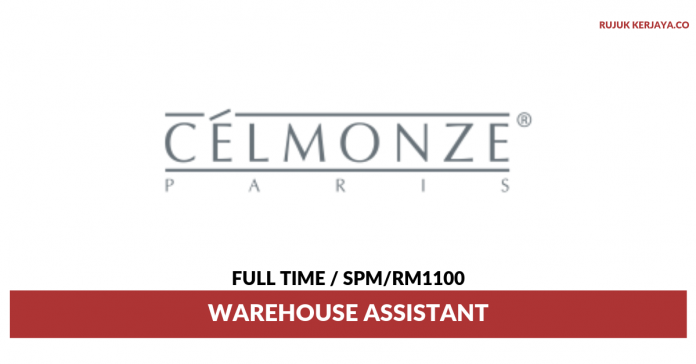 Celmonze ~ Warehouse Assistant