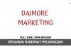 Daimore Marketing ~ Pembantu Tadbir