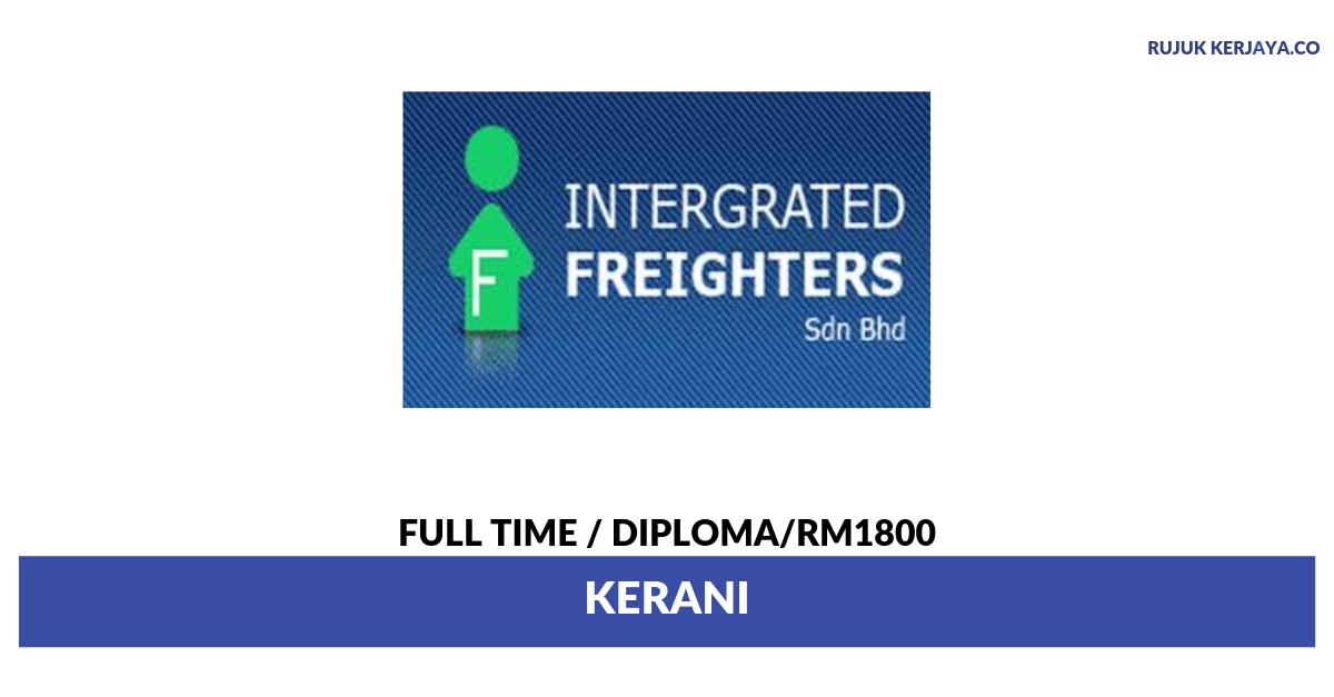 Intergrated Freighters Sea & Air ~ Kerani