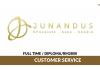 Junandus ~ Customer Service