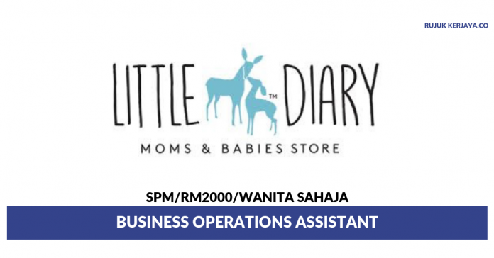 Little Diary Marketing ~ Business Operations Assistant