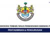 Majlis Perbandaran Seberang Perai (MPSP) ~ 350 Kekosongan Jawatan Pentadbiran & Pengurusan