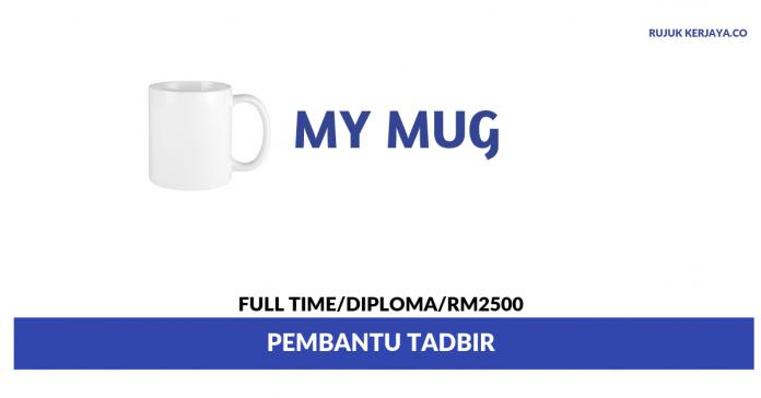 Mymug ~ Pembantu Tadbir