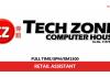 Tech Zone Computer ~ Retail Assistant