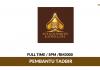 Ace Goldsmith & Jewellery ~ Pembantu Tadbir