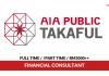 Aia Public Takaful ~ Financial Consultant