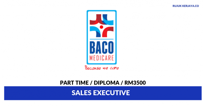 Bacomedicare ~ Marketing & Sales Representative