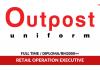 Camps & Apprarels Corporations ~ Retail Operation Executive