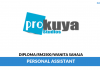 Prokuya Studios ~ Personal Assistant