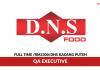 DNS Kacang Puteh ~ QA Executive