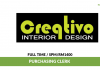 Deseo Creativo Interior Design ~ Purchasing Clerk