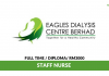Eagles Dialysis Centre ~ Staff Nurse
